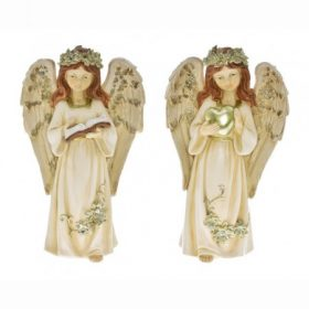 Karácsonyi angyal figura