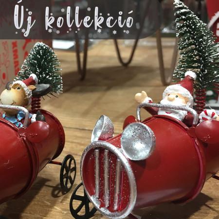 Karácsonyi dekorció